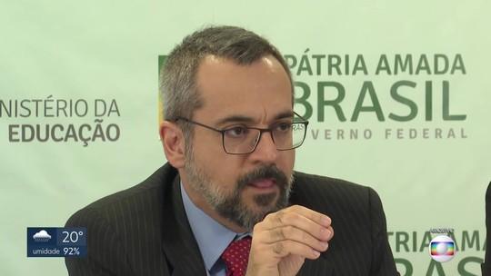 Reitoria da UNB repudia declaração do Ministro da Educação