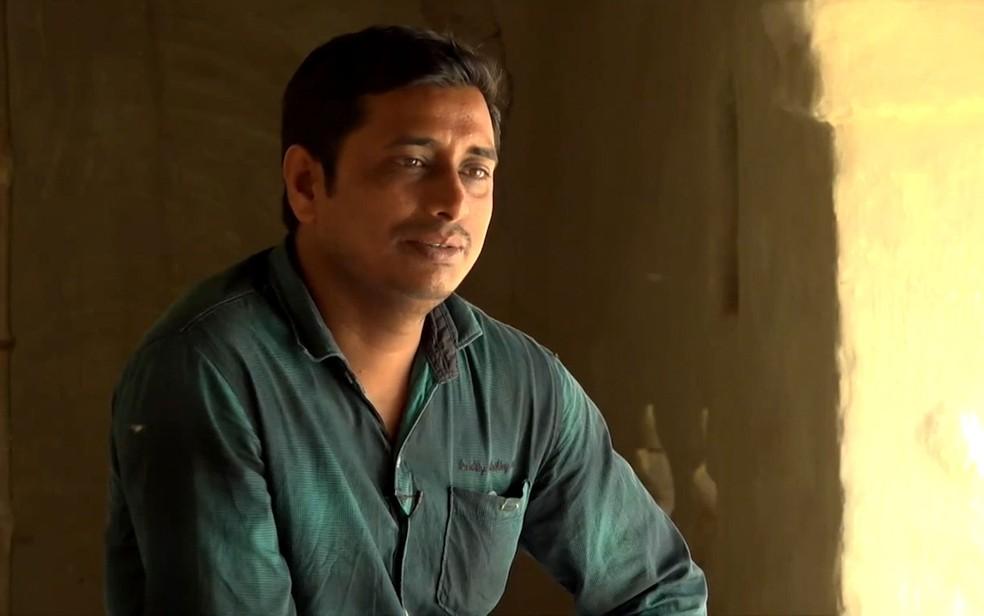 -  O drama dos homens sequestrados e forçados a se casar na Índia  Foto: Reprodução/BBC