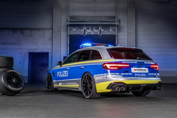 Audi RS4 Avant RS4-R ABT (Foto:  Divulgação)