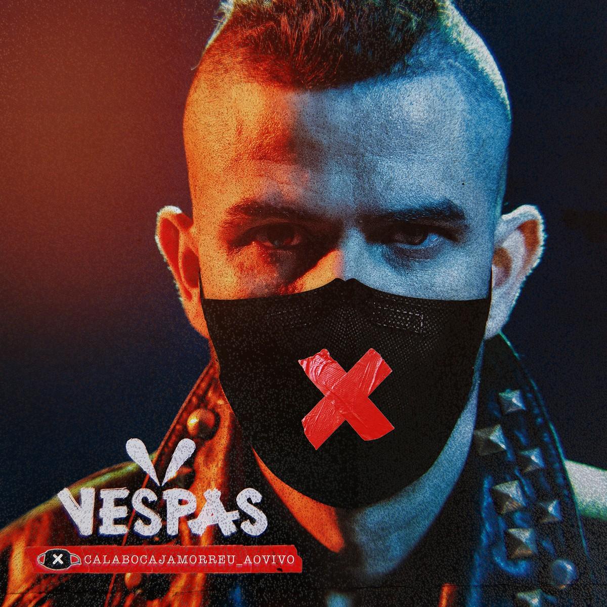 Banda Vespas Mandarinas apronta o álbum 'Cala a boca já morreu' | Blog do Mauro Ferreira