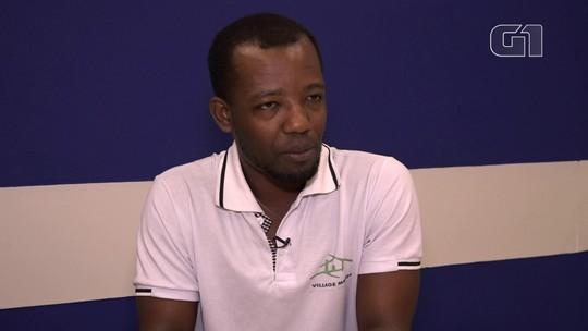 Haitiano se forma engenheiro no Rio e sonha reconstruir comunidade destruída por terremoto