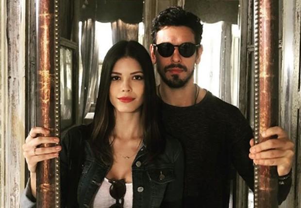 João Vicente de Castro e Vitória Strada (Foto: Reprodução/Instagram)
