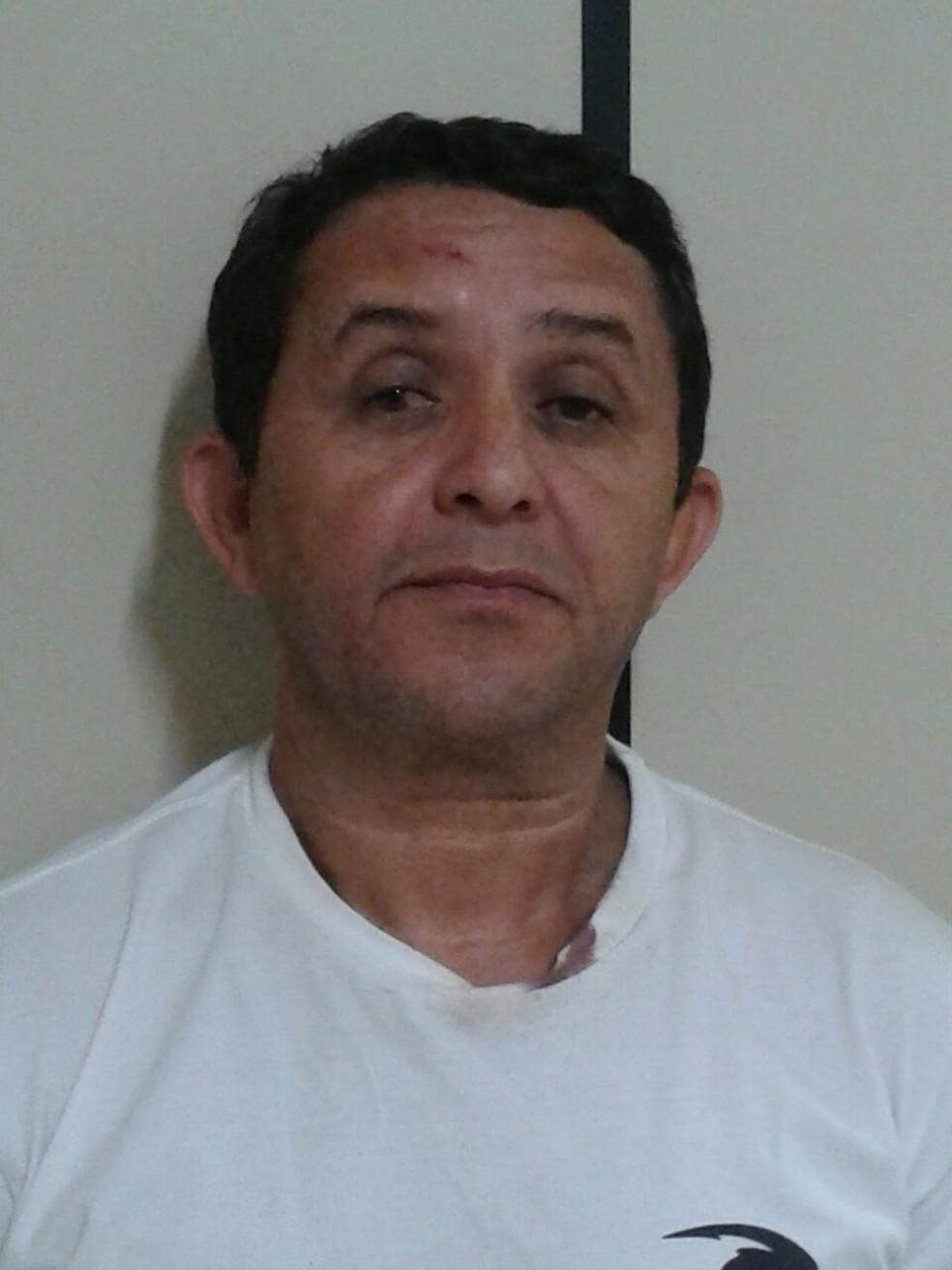 Homem foi preso suspeito de matar cunhado a facadas por dívida de R$ 650 (Foto: Divulgação / Polícia Civil)