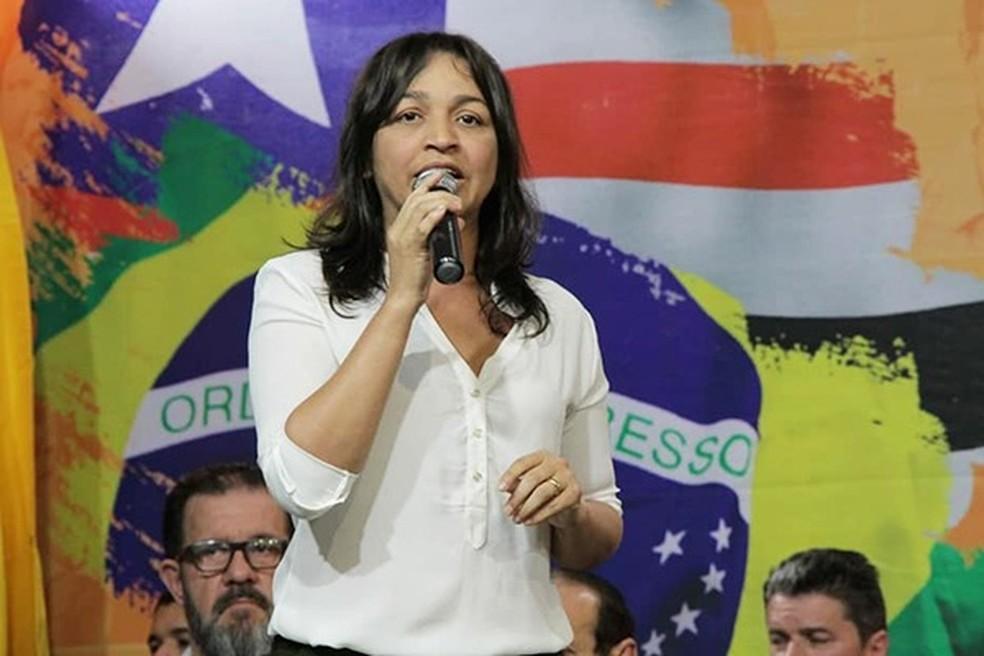 Eliziane Gama concorre ao Senado pelo PPS (Foto: Arquivo pessoal)