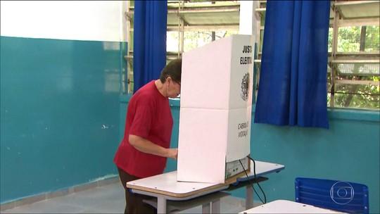 Eleição fora de época em Cajamar , Macaubal e Lagoinha