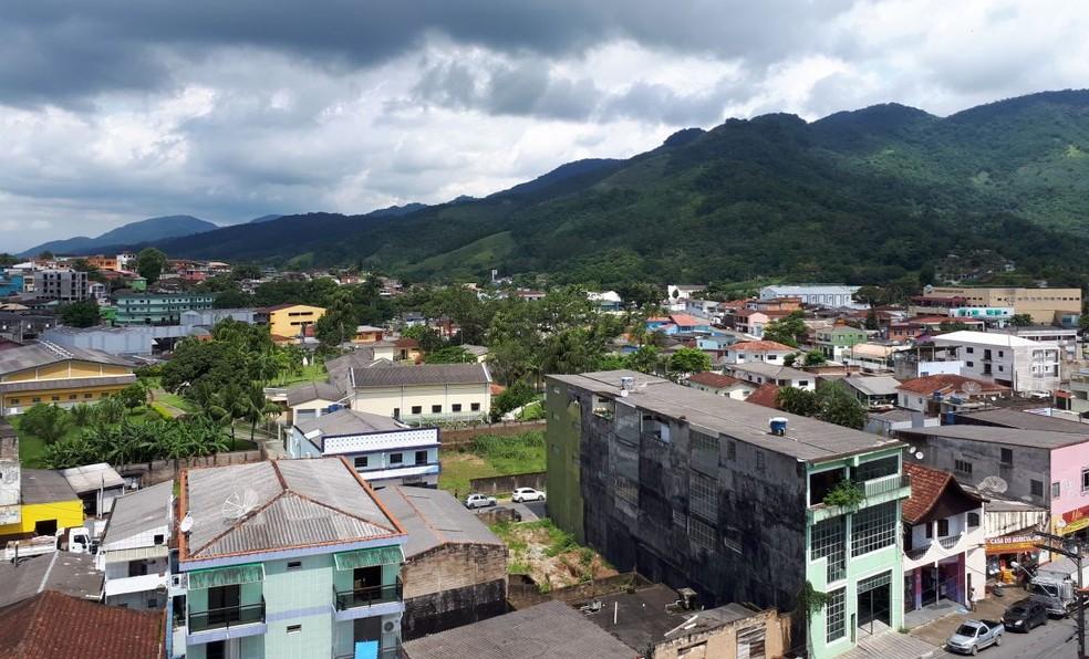 Crime aconteceu na Zona Rural de Miracatu, no Vale do Ribeira, em SP (Foto: Rodrigo Nardelli/G1)