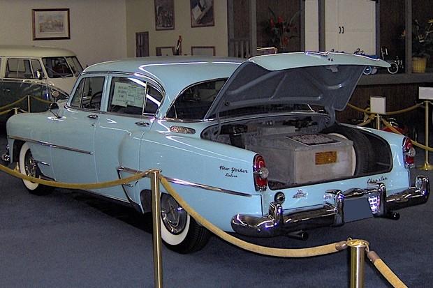 Chrysler And New York City (Photo: Handout)