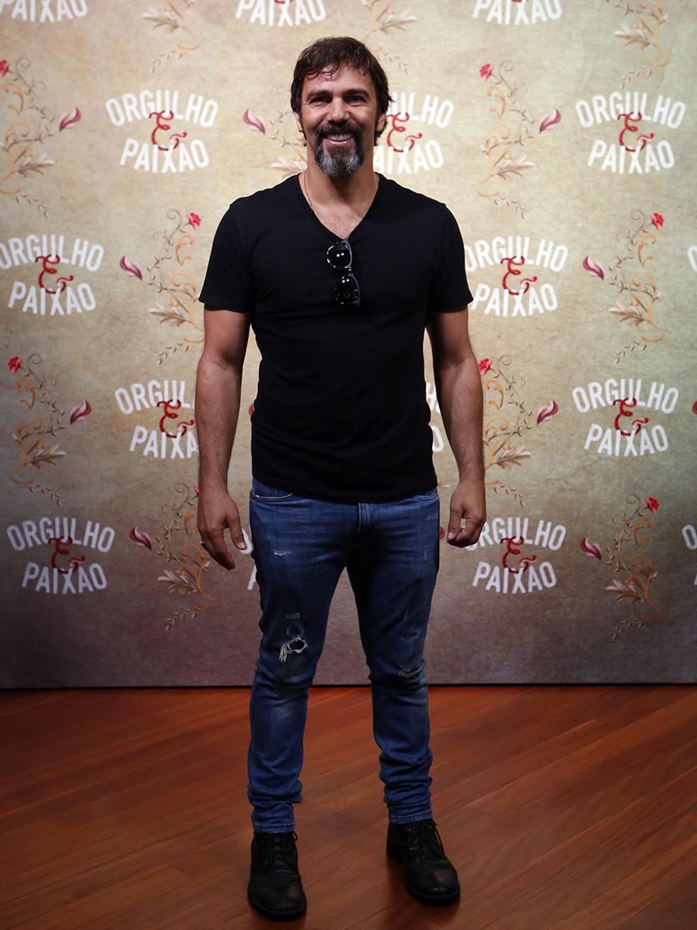 Marcelo Faria (Foto: Fábio Rocha/Gshow)