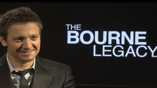 Atores falam sobre os bastidores de 'O legado Bourne'