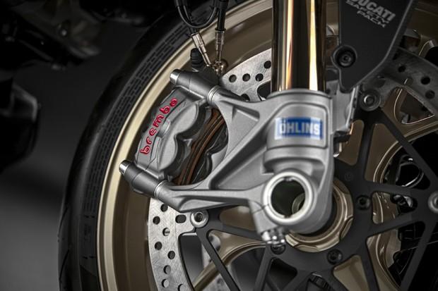 Ducati Monster 1200 25 Anniversario (Foto: divulgação)