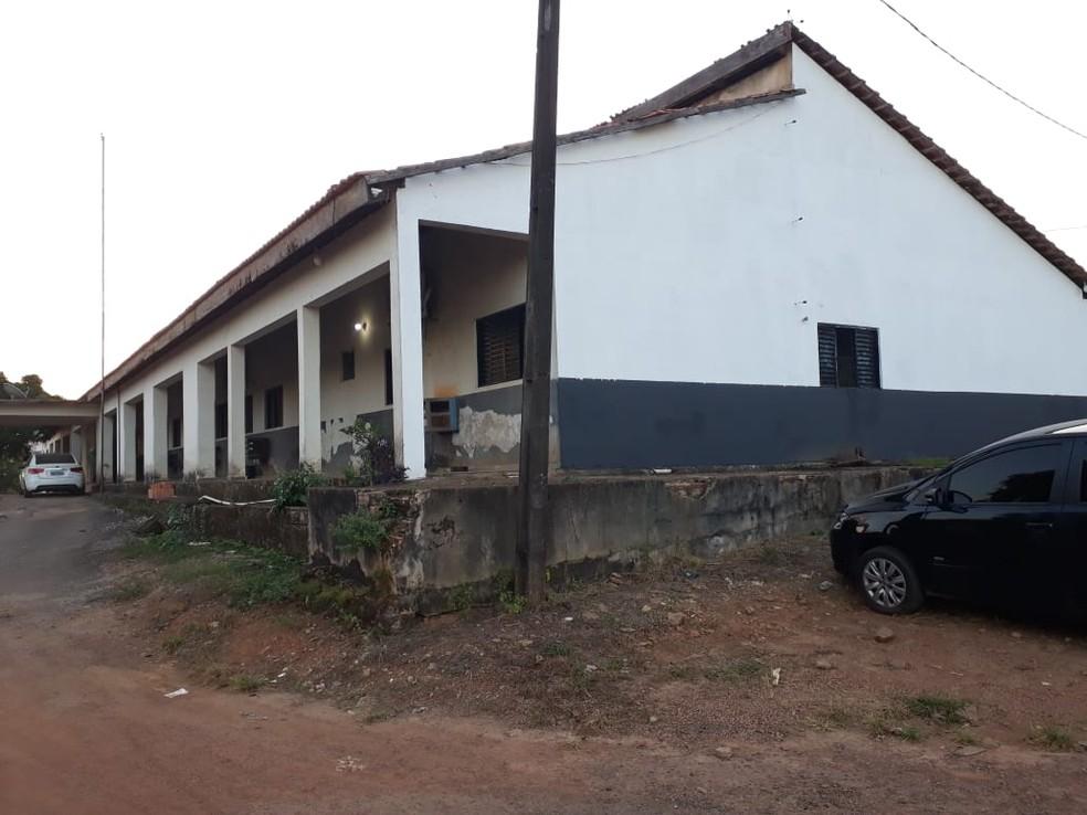 Caso foi investigado na Delegacia de Homicídios de Porto Velho.  — Foto: Pedro Bentes/G1