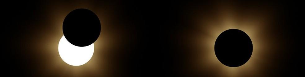 Eclipse ocorre no dia 21 de agosto (Foto: Nasa)