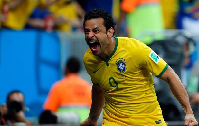 [COPA 2014]Dono da casa: Fred tem média de quase um gol por jogo no Mineirão
