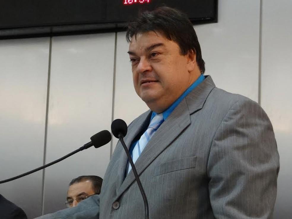 Williames Pimentel — Foto: Governo de Rondônia/Divulgação