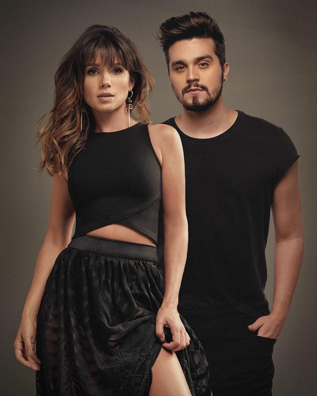 Paula Fernandes e Luan Santana (Foto: Divulgação)