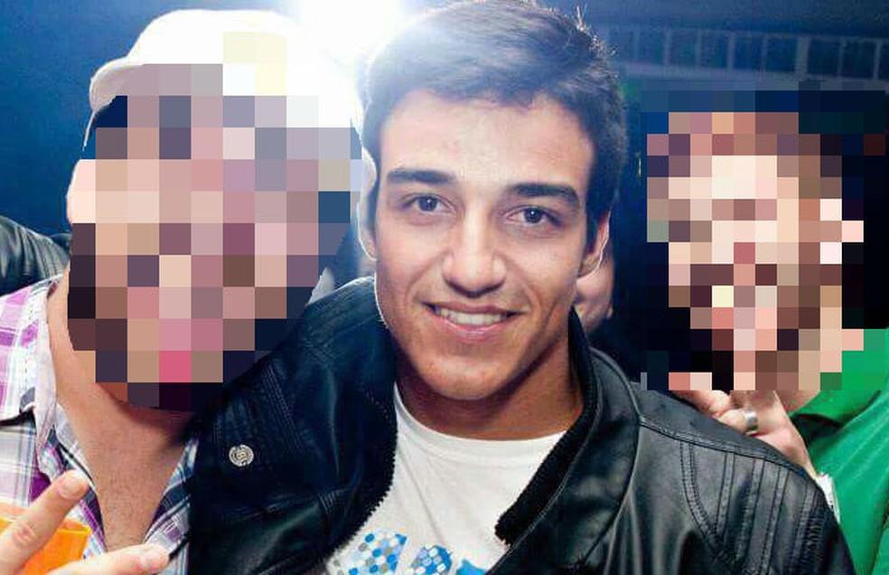 PM que matou atleta por suspeitar de traição é investigado por tráfico (Foto: Arquivo Pessoal)