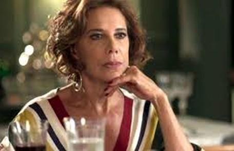 Na quarta-feira (27), Vera (Angela Vieira) sugerirá que ela e Alberto (Antonio Fagundes) fiquem juntos para sempre TV Globo
