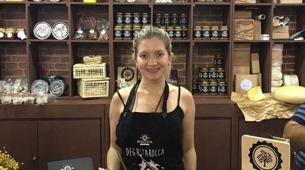 Rosi Barbosa, sócia-proprietária da Rocca (Foto: Divulgação)