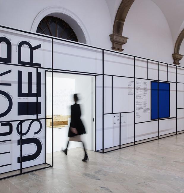 """Mostra """"Experimentando Le Corbusier – Interpretações contemporâneas do modernismo"""", no Musue da Casa Brasileira (Foto: Divulgação)"""