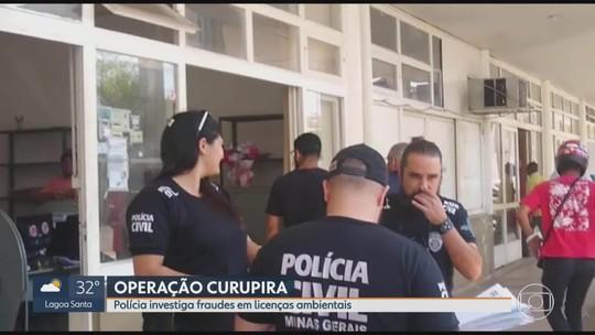 Polícia Civil cumpre mandados de busca e apreensão em Mariana