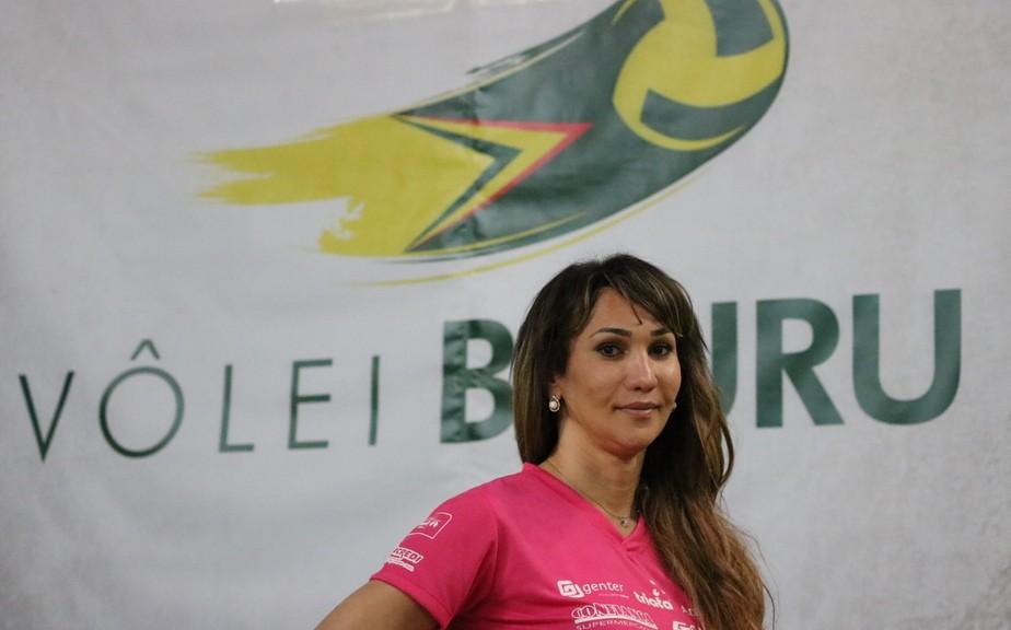 Tiffany assina contrato com o Bauru e se torna a 1ª jogadora trans na Superliga