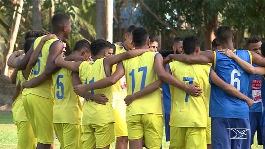 São José intensifica treinos visando o confronto contra o Pinheiro, pela Copa FMF