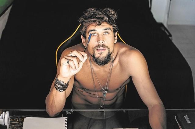 Felipe Roque  (Foto: Divulgação)