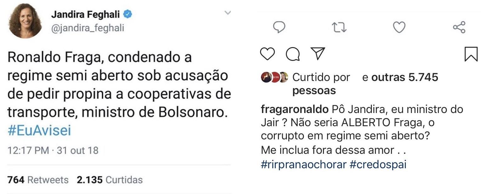 Jandira Feghalli/Ronaldo Fraga