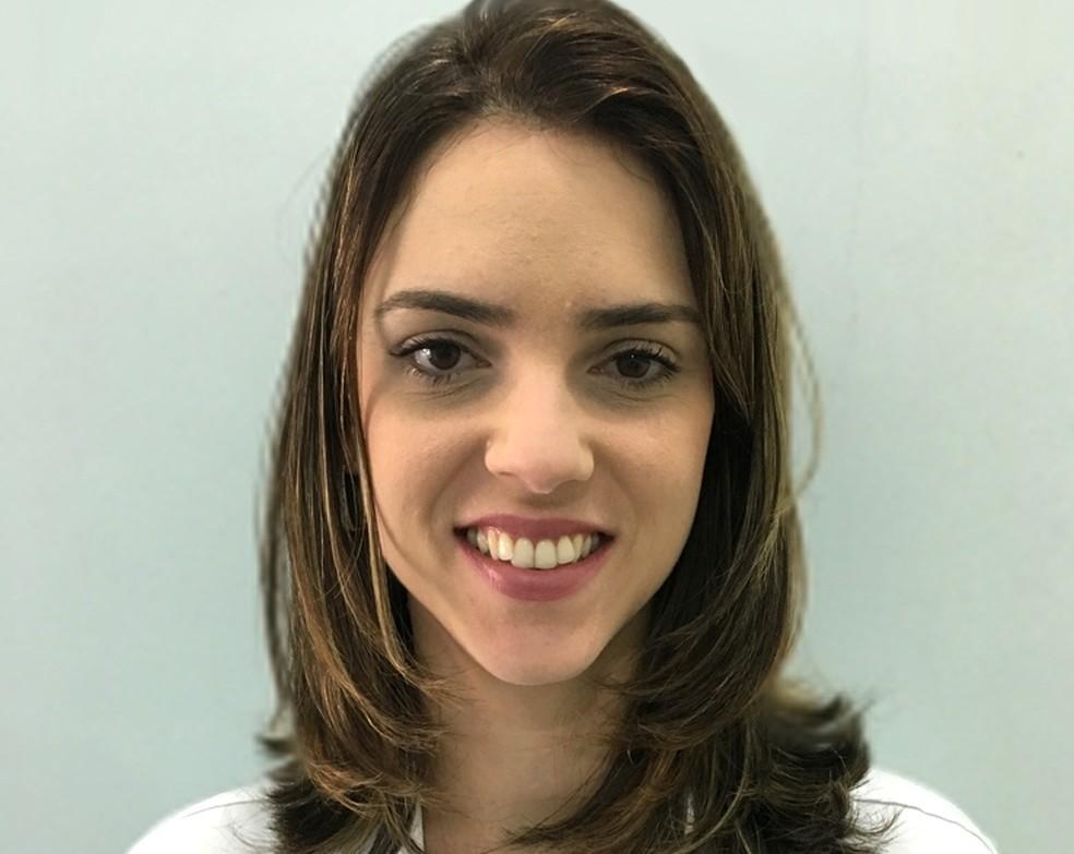 Médica Milena Gottardi Tonini Frassom (Foto: Arquivo Pessoal)
