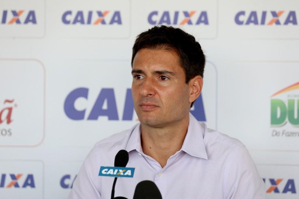 Diego Cerri vai continuar no Bahia — Foto: EC Bahia/Divulgação
