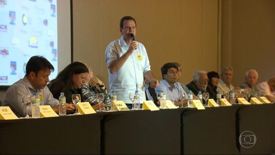 Eduardo Paes quer a permanência das Forças Armadas no RJ sob o comando do governador