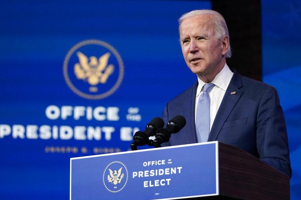 Biden vai propor pacote de estímulo de US$ 1,9 trilhão nos EUA | Mundo | Valor Econômico