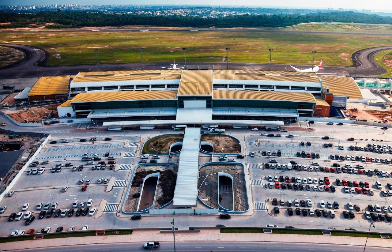 Presidente do STJ retira Aeroporto de Manaus de leilão do governo federal