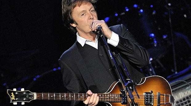 Paul McCartney  (Foto: Divulgacao)