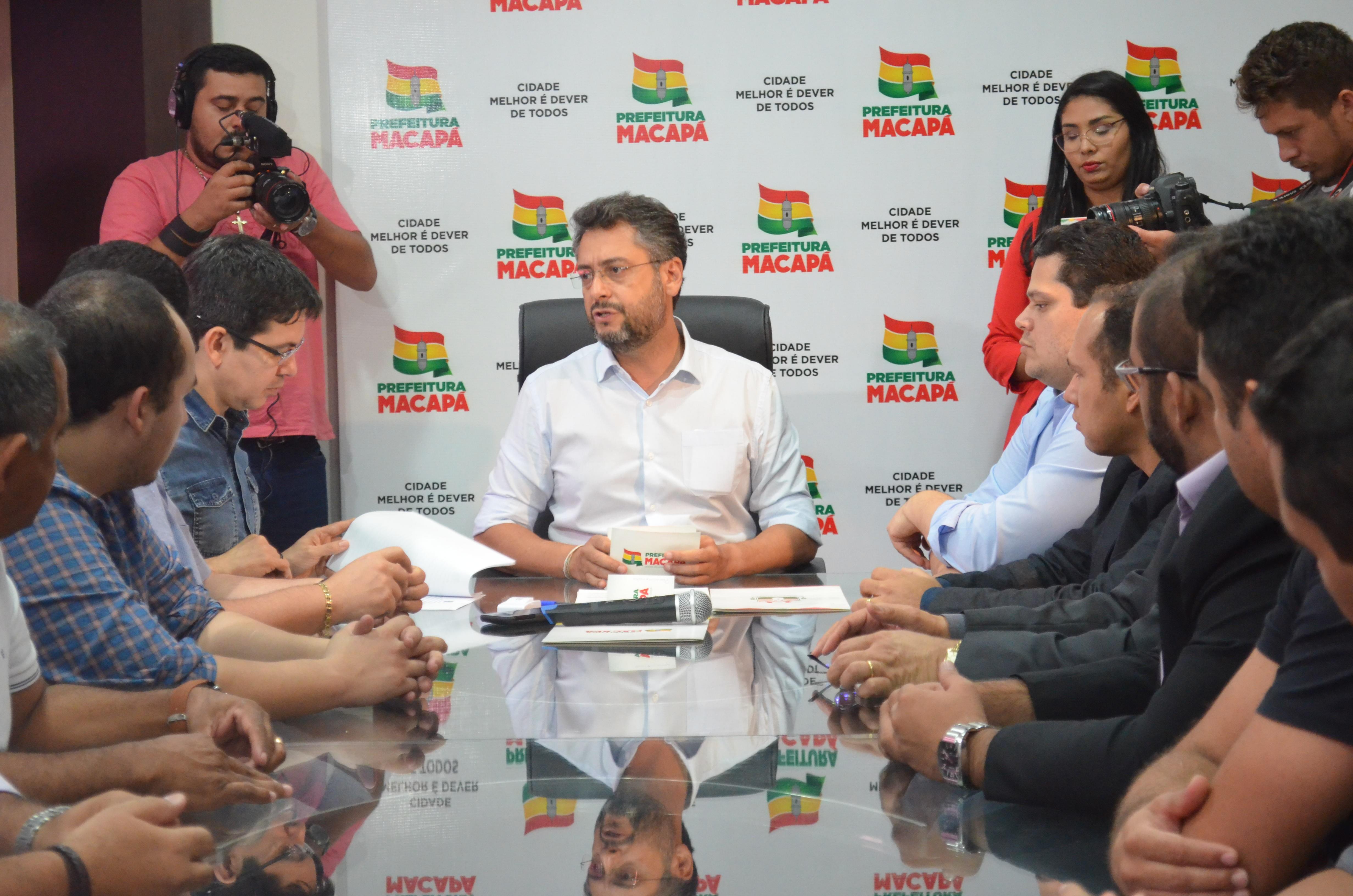 Comitê em Macapá validará documentos de pessoas que vão transpor para a União