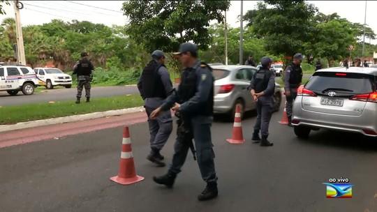 Polícia realiza operação de combate a criminalidade no Maranhão