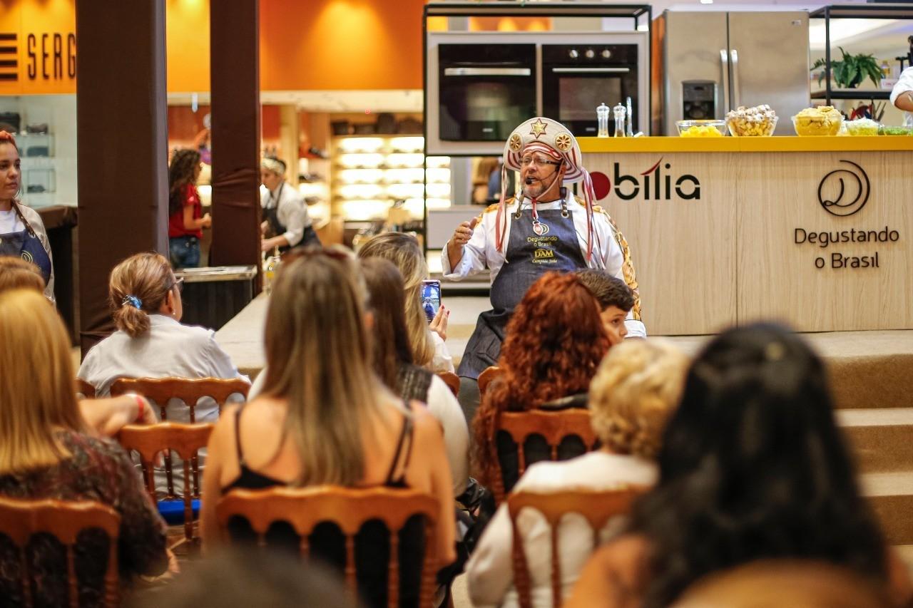 Festival Degustando o Brasil começa nesta quinta-feira (21), em Campina Grande