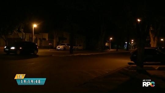 Caminhonete da Prefeitura de Maringá é furtada do pátio da Secretaria de Serviços Públicos