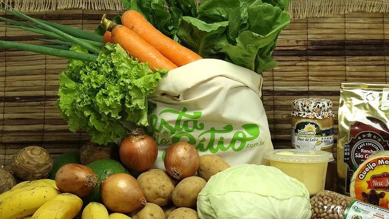 cesta-orgânicos-roberta-pessoa (Foto: Roberta Pessoa)