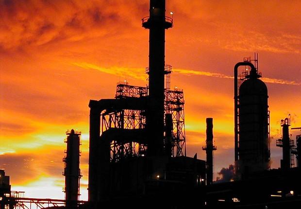 Petrobras Plataforma de petróleo Exploração de petróleo (Foto: Divulgação)