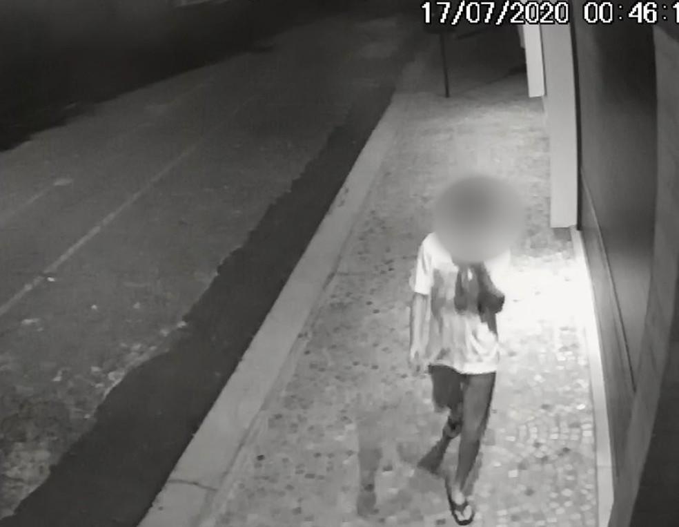 Polícia esclarece furtos de câmera de segurança em Dracena  — Foto: Polícia Civil