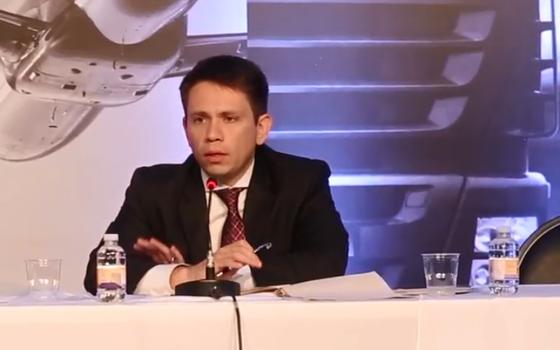 O advogado Daniel Maciel de Menezes foi indicado para a Antaq (Foto: Reprodução)