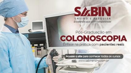Pós-Graduação em Colonoscopia do Sabin Ensino e Pesquisa oferece aulas práticas em pacientes reais