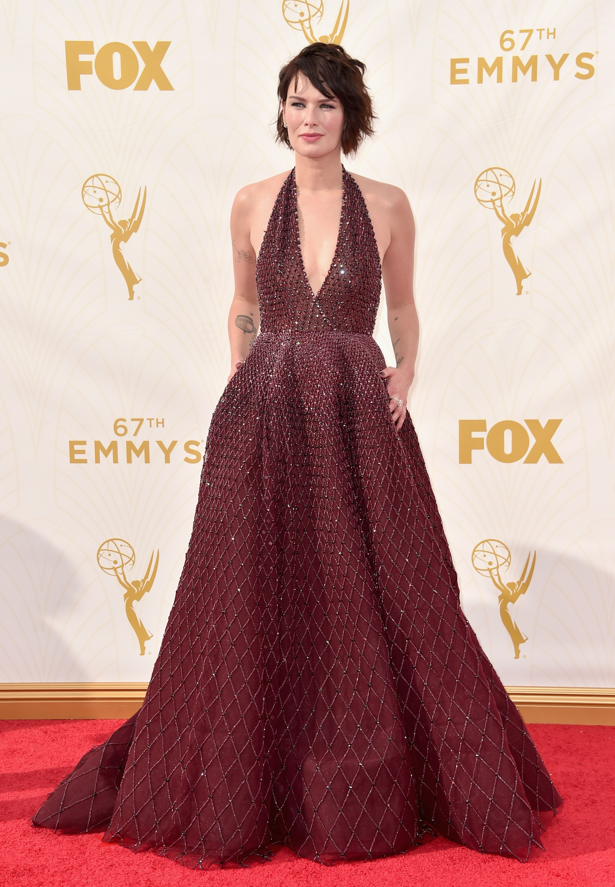 Lena Headey (Foto: Getty Images)