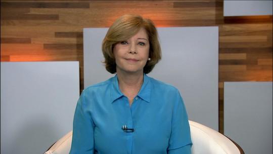 Eliane Cantanhêde diz que é grande o clima de tensão nos três poderes, em Brasília