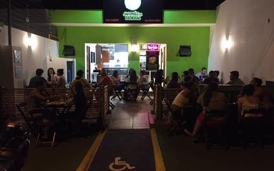 Restaurante Japonês da Federal, em Uberaba (MG) (Foto: Reprodução/Facebook)