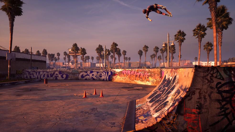 Remaster do Tony Hawk's Pro Skater 1 e 2 lança em setembro — Foto: Divulgação/Activision