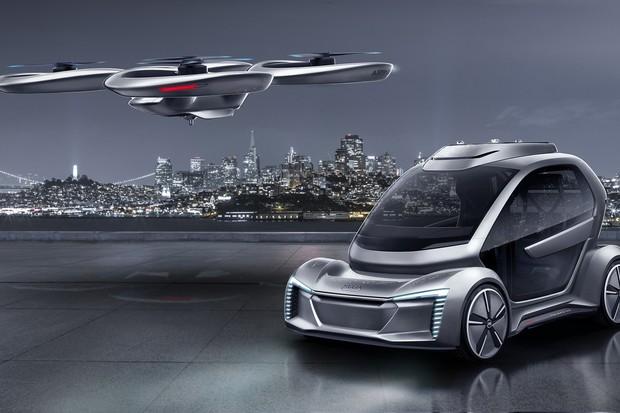 Audi Pop.Up Next (Foto: Divulgação)