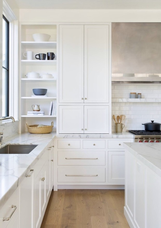 Como decorar a cozinha  (Foto: Reprodução/Instagram @Remodelista)