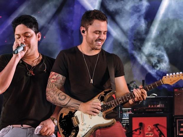 Dupla Jorge e Mateus fará apresentação neste sábado (18) na Expoagro GV (Foto: Divulgação/Internet)